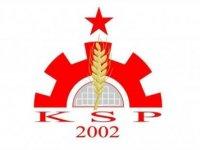 KSP, BMBP'nin eylemini desteklemediğini açıkladı