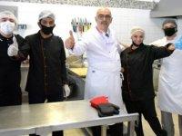 Türksel, Ltb Paylaşım Mutfağını Ziyaret Etti
