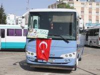 KAR-İŞ'in Lefkoşa'daki Araçlı Eylemi Bugün De Devam Ediyor
