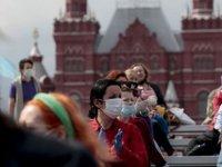 Rusya'da Kovid-19 Vakası Sayısı 917 Bini Geçti