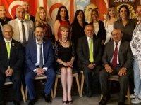 Lekoşa Merkez Lions Kulübü Genel Kurulu yapıldı: Yeni başkan Pervin Gürler