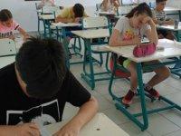 Yakın Doğu Koleji sıralama, seviye tespit ve giriş sınavı yapıldı