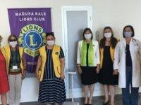 Mağusa Kale Lıons Kulübü, Onkoloji Bölümüne Cihaz Bağışladı