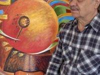 """""""Bayramdan Önce, Savaşçı ve Şaman"""" adını verdiği üç eserini sanatseverlerin beğenisine sundu"""
