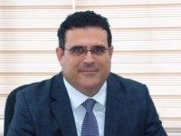 DAÜ'de yeni rektör Aykut Hocanın
