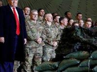 """Trump: """"Almanya'daki asker sayısını 25 bine düşüreceğiz"""""""