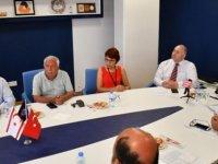 DAÜ VYK, Prof. Dr. Hocanın'ı Rektör olarak atadı