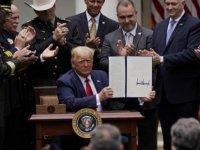 """ABD Başkanı Trump, """"Polis Reformu"""" Kararnamesini İmzaladı"""