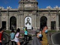 AB Başkanları, Kovid-19 Kurbanlarını Anmak İçin İspanya'ya Gidecek