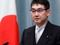Japonya'da Eski Adalet Bakanı Kawai Ve Eşi Gözaltına Alındı