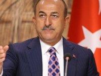 Çavuşoğlu: Bazı ülkelerin Türkiye'yi riskli gruba alması konusunda hayal kırıklığına uğradık