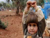 Suriyeli kız fotoğrafını çeken Türk fotoğrafçı anlatıyor