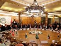 Arap Birliği'nin Libya ile aldığı kararın bazı maddelerine 4 ülke itiraz etti