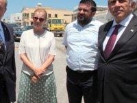 Başbakan Tatar, Gazimağusa Sanayi Bölgesinde İncelemelerde Bulundu