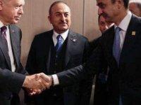 """Miçotakis ve Erdoğan, """"karşılıklı turizm ve sınırların açılmasını görüştü"""""""