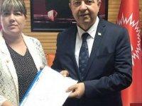 Akıncılar köyünün geliştirilmesi için Başbakan Tatar'a öneriler sunuldu
