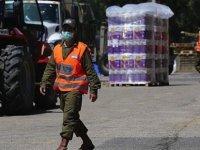 İsrail'de Kovid-19 Salgınında İkinci Dalgaya Girildiği Açıklandı