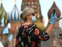 Rusya'da Covid-19 vaka sayısı 641 bini geçti