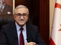 Cumhurbaşkanı Akıncı Manavoğlu ve Soyalan'ı Kabul Etti