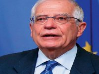 """AB Yüksek Temsilcisi Borrell: """"Suriye'de işlenen kitlesel suçlar cezasız kalmamalı"""""""