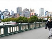 Melbourne'de Kovid-19 Salgınına Karşı Tedbirler Sıkılaştırıldı