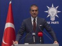 """Ömer Çelik: """"Güney Kıbrıs ile Fransa arasındaki anlaşma korsandır"""""""