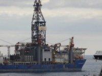 Tungsten Explorer Sondaj Platformu Larnaka'ya Demirledi