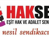 HAK-SEN: Pandemi Döneminde çalışamayan özel sektör emekçilerinin emeklilik hesapları ile sigortalar hak mahrumiyetleri giderilecek