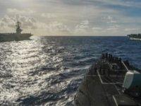 Çin'den yeni tatbikat, Pentagon 'endişeli'