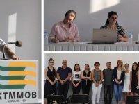 Çevre Mühendisleri Odası Yönetim Kurulu Başkanlığına Nilden Bektaş Erhürman seçildi