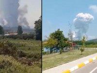 Sakarya'da havai fişek fabrikasında patlama: 3'ü ağır, 56 kişi yaralandı