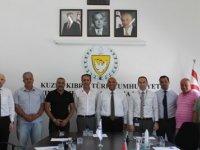 Ulaştırma Bakanı Atakan Tel-Sen Heyetini Kabul Etti