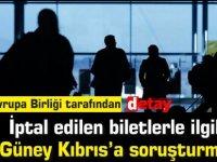 Güney Kıbrıs'a yolcu hakkı ihlalinden soruşturma