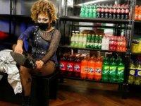 'Corona' nedeniyle kapalı olan en büyük LGBTİ+ gece kulübü market olarak açıldı