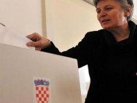 Hırvatistan'da seçmenler genel seçim için yarın sandık başına gidecek