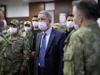 Akar: Sonuna kadar Libya'dayız