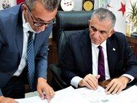 Bakan Çavuşoğlu, Alsancak Mare Monte Lıons Kulübü Heyetini Kabul Etti