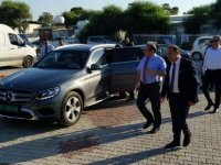 TC Büyükelçisi Yeniboğaziçi'yi ziyaret etti