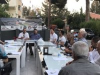 Uluslararası Bilim Diplomasisi İnisiyatifi DSÖ'ye Üyelik İçin Muhtarlarla Toplantılara Başladı