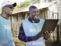 İnternet balonları Kenya'da hizmete başladı