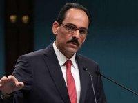 """Kalın'dan çağrı: """"Kıbrıs'ta kaynakların adil paylaşım ilkesi sahiplenilmeli"""""""