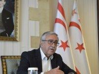 Cumhurbaşkanı Akıncı, Hasan Artuner'in vefatı nedeniyle mesaj yayımladı