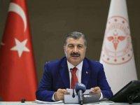 Türkiye Cumhuriyeti Sağlık Bakanı Koca: Koronavirüsün yeni belirtileri var