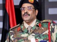 """Hafter'in sözcüsü: """"Libya, KKTC gibi olacak"""""""