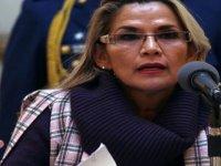 Bolivya'da geçici devlet başkanı Anez'de Covid-19 tespit edildi