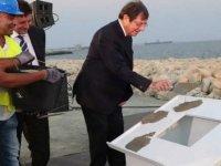 Vasiliko'da LNG terminalinin temeli atıldı