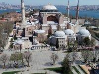 Rus senatör Klimov: Türk siyasetçiler, Hristiyanların Ayasofya'ya girmeye devam edebileceğine dair güvence verdi