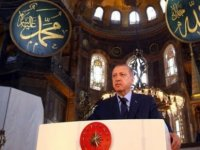 Erdoğan duyurdu: 24 Temmuz Cuma günü Ayasofya ibadete açılıyor