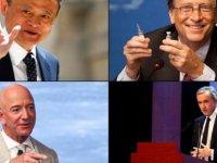 Dünya ekonomisi yüzde 3 küçüldü, zenginlerin serveti 74 trilyon dolara yükseldi