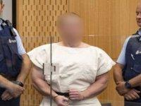 Yeni Zelanda'da camilere saldıran terörist mahkemede savunmasını kendisi yapacak